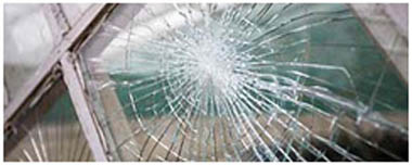 Knowsley Smashed Glass